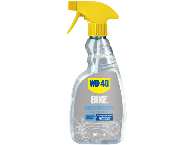 WD-40 BIKE rengøringsmiddel 500ml grå (2019) | polish_and_lubricant_component